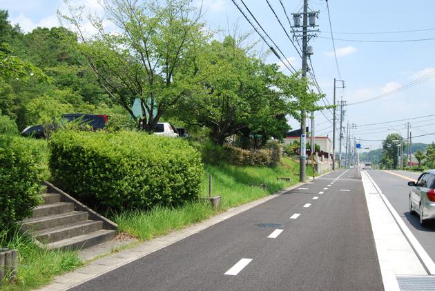 自転車歩行者道設置工事(交付金)